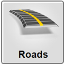 Trimble Access Roads - kelių modulis
