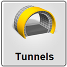 Trimble Access Tunnels - tunelių modulis