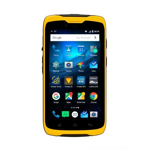 Trimble TDC100 Android atsparus lauko valdiklis
