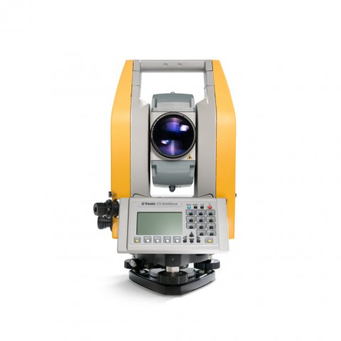 Trimble C3 mechaninis tacheometras