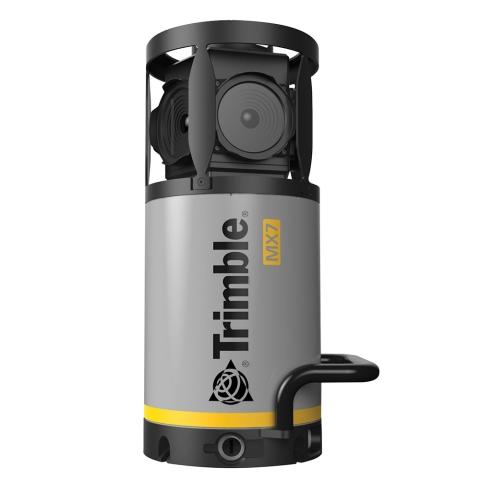 Trimble MX5 mobili fotogrametrinė sistema