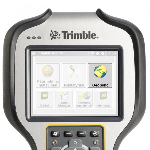 Trimble Access modulis GeoSync