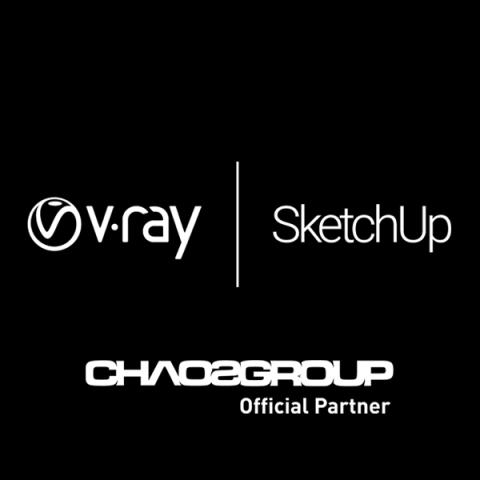 SketchUp v-ray