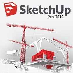 3D modeliavimo programa - Trimble SketchUp