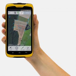 Trimble Penmap Android ir TDC100