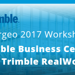 Trimble Intergeo 2017 TBC TRW