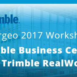 Trimble Intergeo 2017 TBC TRW