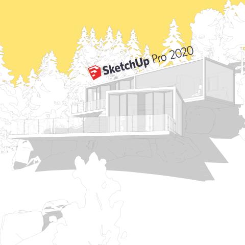 Trimble SketchUp 2020