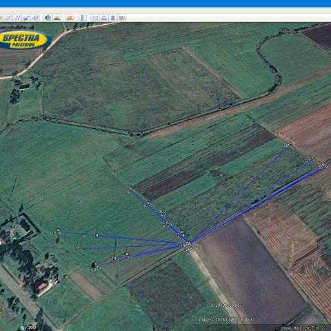 Peržiūra nemokamoje Google Earth programoje