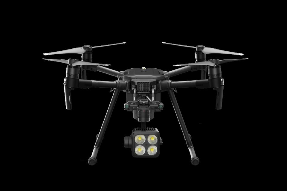 Z15 prožektorius M200 serijos dronui